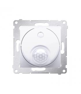 Łącznik z czujnikiem ruchu z przekaźnikiem biały DCR10P.01/11