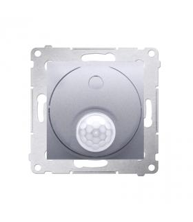 Łącznik z czujnikiem ruchu srebrny mat, metalizowany DCR10T.01/43