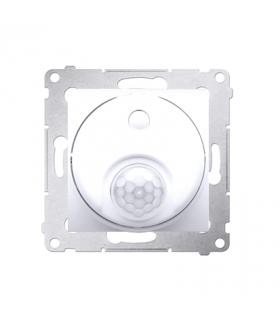 Łącznik z czujnikiem ruchu z przekaźnikiem do obiektów użyteczności publicznej biały DCR11P.01/11