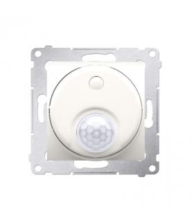 Łącznik z czujnikiem ruchu z przekaźnikiem do obiektów użyteczności publicznej kremowy DCR11P.01/41