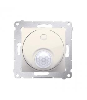 Łącznik z czujnikiem ruchu do obiektów użyteczności publicznej kremowy DCR11T.01/41