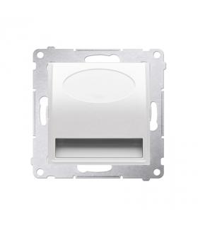 Oprawa schodowa LED, 230V biały DOS.01/11 barwa ciepła