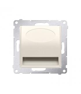Oprawa schodowa LED, 230V kremowy DOS.01/41 barwa ciepła