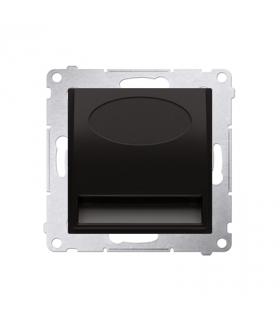 Oprawa schodowa LED, 230V antracyt, metalizowany DOS.01/48 barwa ciepła
