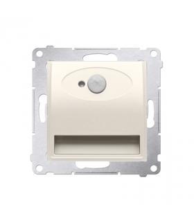 Oprawa oświetleniowa LED z czujnikiem ruchu, 14V kremowy DOSC14.01/41