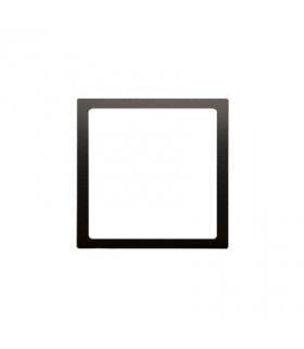 Pierścień dekoracyjny brąz mat, metalizowany DPRZ/46
