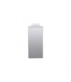 Zaślepka do gniazd głośnikowych DGL 3.01/.. srebrny mat, metalizowany GL3Z/43