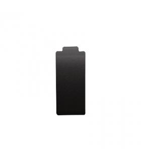 Zaślepka do gniazd głośnikowych DGL 3.01/.. antracyt, metalizowany GL3Z/48