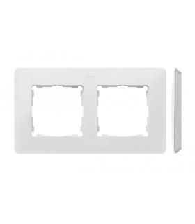 Ramka 2- krotna biały 8200620-030
