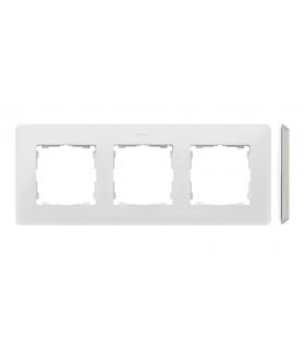 Ramka 3- krotna biały 8200630-030