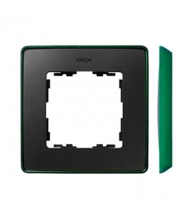 Ramka 1- krotna grafit zielony 8201610-250