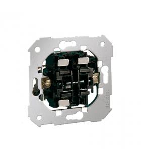Przycisk pojedynczy zwierny i łącznik schodowy - 2 klawisze 10AX 75301-39