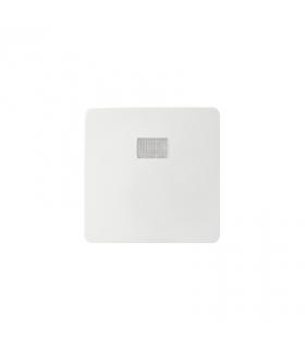 Klawisz z okienkiem do mechanizmów seri 75 biały 82013-30