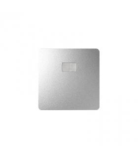 Klawisz z okienkiem do mechanizmów seri 75 aluminium 82013-93