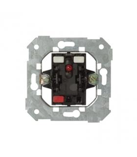 Przycisk pojedynczy zwierny z podświetleniem na 24V 75552-39
