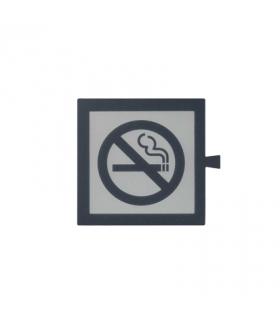 Filtr do klawisza świecącego tło białe - piktogram Zakaz palenia 82962-66