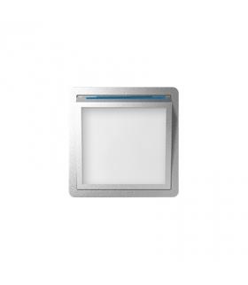 Pokrywa do modułu świecącego LED aluminium 82036-93