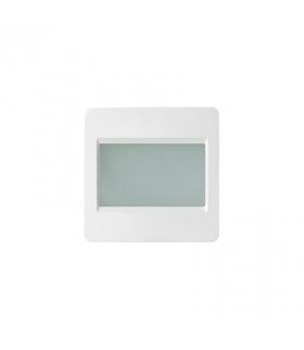 Pokrywa świecąca do sygnalizatora biały 82096-30
