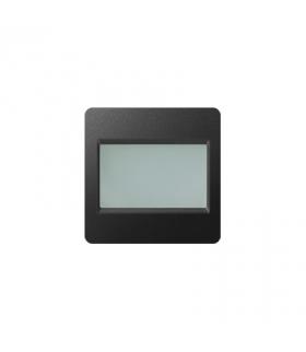 Pokrywa świecąca do sygnalizatora grafit 82096-38