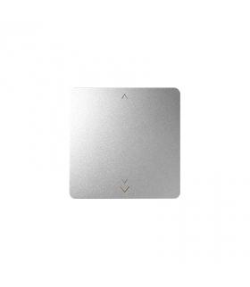 """Klawisz piktogram """"żaluzje"""" do nadajnika bezprzewodowego aluminium 82896-93"""