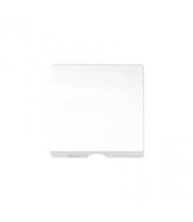 Pokrywa do gniazda głośnikowego / łączników z cięgnem biały 82051-30