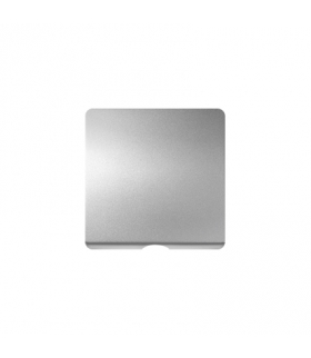 Pokrywa do gniazda głośnikowego / łączników z cięgnem aluminium 82051-93