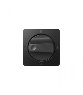 Pokrywa łącznika pokrętnego (4 pozycje) grafit 82079-38
