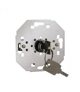 """Łącznik na kluczyk chwilowy (przycisk) 2 pozycyjny """"0-I"""" 10A 75520-39"""