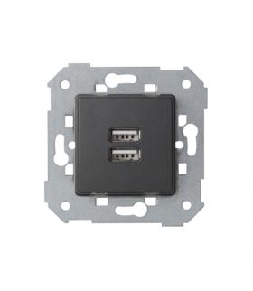 WYCOFANY Z OFERTY - ZAMIENNIK 7511096-039 ładowarka USB podwójna 7501096-039