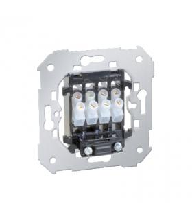 Gniazdo głośnikowe 1 lub 2 krotne | Wypust kablowy 380V 4x2,5mm² 75801-39