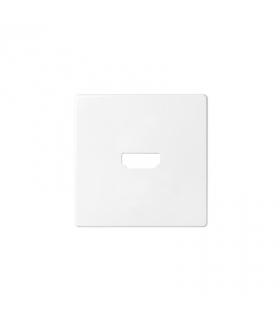 Pokrywa do gniazda HDMI (V1.4) żeńskiego biały 8201094-030