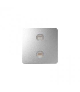 Klawiatura Sense aluminium IkonyCustom T2 8000624-093