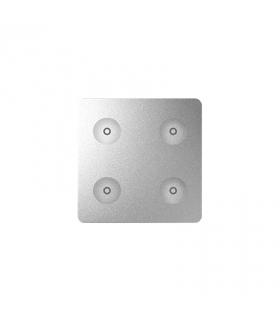 Klawiatura Sense aluminium IkonyRegular 8000641-093