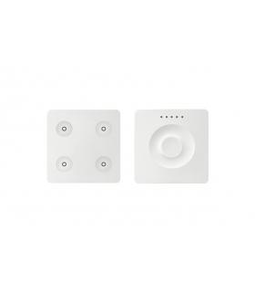 Klawiatura Sense&Slide biały IkonyRegular 8400651-030
