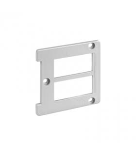 Pokrywa boczna OFIBLOK COMPACT do szybkozłącza podwójna (element opcjonalny) ACFC04/24