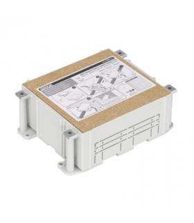 Kaseta do wylewki z tworzywa SF prostokątna 80mm÷110mm G22