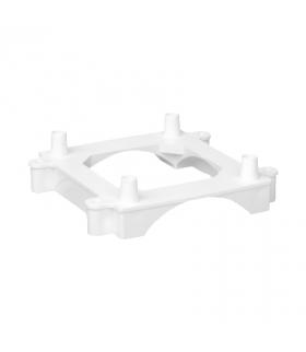 Podstawa do miniwieży ST do kanałów podłogowych DCS czysta biel ST450/9