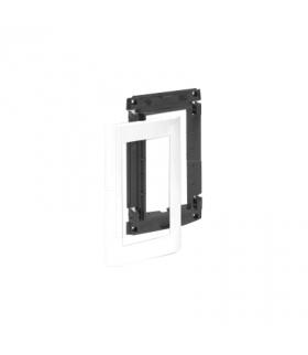Suport z maskownicą do kolumn i minikolumn ALC 2×K45 1×S500 czysta biel 52550900-030