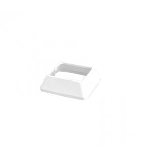Maskownica podstawy do kolumn i minikolumn jednostronnych ALC (element zapasowy) czysta biel AL1115/9