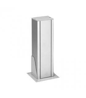 Minikolumna jednostronna ALK prostokątna 270mm 5×K45 aluminium ALK115/8