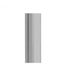 Element przedłużający do kolumn dwustronnych ALC dł.1,5m aluminium AL32P15/8