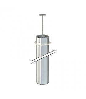 Kolumna czterostronna ALK 3m aluminium ALK5400/8