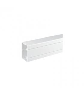 Kanał instalacyjny CABLOPLUS PVC 90×55mm Ilość komór1 dł.2m czysta biel TK12081/9