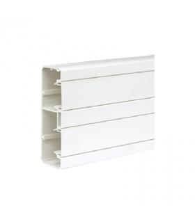 Kanał instalacyjny CABLOPLUS PVC 160×55mm Ilość komór2 dł.2m czysta biel TK12122/9