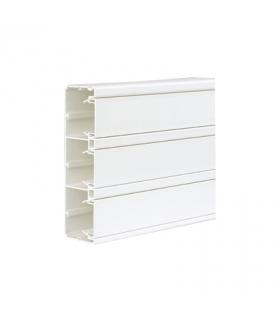 Kanał instalacyjny CABLOPLUS PVC 185×55mm Ilość komór3 dł.2m czysta biel TK12143/9