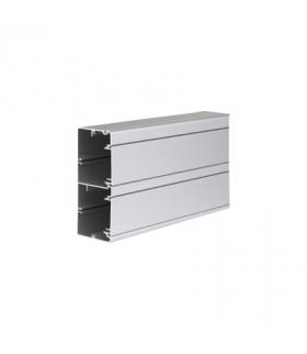 Kanał instalacyjny CABLOPLUS ALU 130×55mm Ilość komór2 dł.2m aluminium TK11102/8