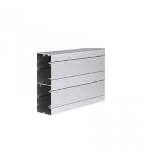 Kanał instalacyjny CABLOPLUS ALU 160×55mm Ilość komór2 dł.2m aluminium TK11122/8