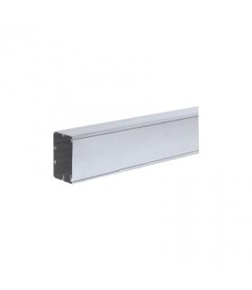 Kanał instalacyjny CABLOPLUS TS ALU 90×55mm Ilość komór1 dł.2m aluminium TS9055/8
