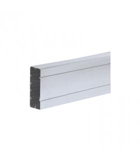 Kanał instalacyjny CABLOPLUS TS ALU 130×55mm Ilość komór1 dł.2m aluminium TS13055/8