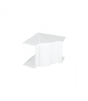 Regulowany kąt wewnętrzny CABLOPLUS 185×55mm czysta biel TKA1855507/9
